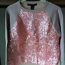 Marc Jacobs Gretta Sequin Sweater Photo