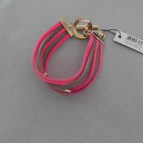 Marc Jacobs Leather Bracelet (Women's) Photo