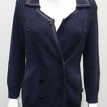 Marc Jacobs Medium Knit Cardigan - Size Medium Photo