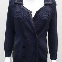 Marc Jacobs Medium Knit Cardigan - Size Medium Photo