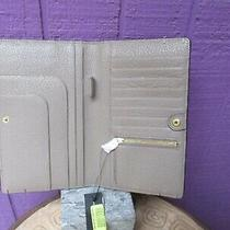 Marc Jacobs Nwt Lg Dirty Martini Multi Leather Clutch Wallet Travel Passport 258 Photo