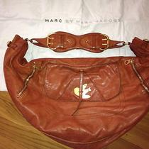 Marc Jacobs Petal to the Metal Large Mevie Hobo Purse Bag Photo