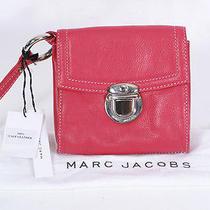 Marc Jacobs Pink Handbag Wrist Clutch - Authentic Nwt Photo