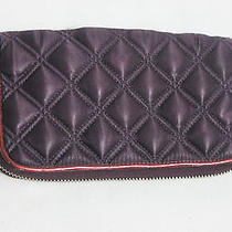 Marc Jacobs Pure Metallic Quilted Wallet Photo