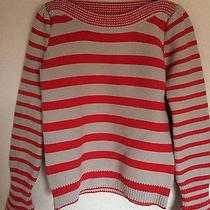 Marc Jacobs Pure Wool Striper Jumper Size Small. Free Shipping Photo