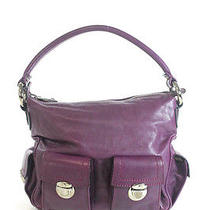 Marc Jacobs Purple Tote Handbag Photo