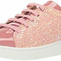 Marc Joseph New York Girls Boys Leather Made in Brazil Sneaker Blush Panent/g... Photo