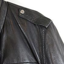 Marc New York by Andrew Marc  Leather Jacket Size Xs.. Fits Like Medium Photo