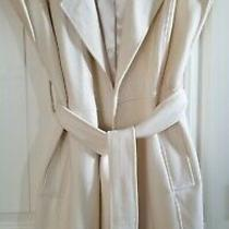 Marciano by Guess  Long Vest Coat Beige Nude Medium Photo