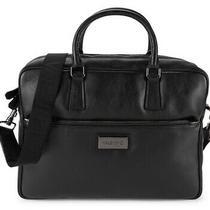 Mario Valentino Handbag Laptop Bag Unisex Nwt Black Photo