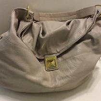 Mark Avon Beige Handbag Purse Christmas Gift Photo