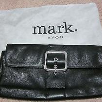 Mark by Avon Leather Clutch Photo