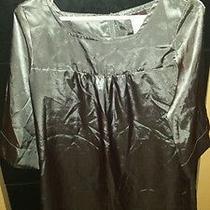 Mark by Avon Metallic Tunic/dress Photo