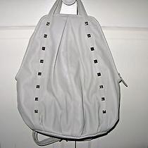 Mark by Avon  Purse/backpack  Gray   Xlnt Photo