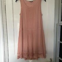 Marks and Spencer Limited Edition Size 10 Sleeveless Blush Dress.  (F10) Photo