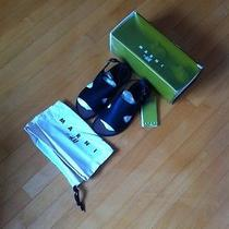 Marni for h&m Mens Sandal - New in Box Photo