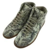 Martin Margiela Dollar Ed S 40 S57ws0182 Size 40 White Sneaker 230 From Japan Photo
