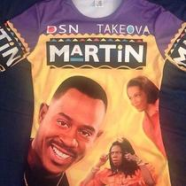 Martin Tv Show Shirt Tee Classic 90s Martin Lawrence Tisha Campbell Comedy Photo
