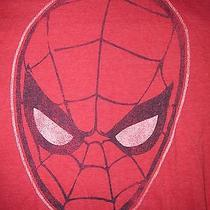 Marvel Comics Spider Man Mask T Shirt Nwt Peter Parker the Avengers Super Hero Photo