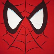 Marvel Comics Spider Man Mask T Shirt Sz Xl Excellent Condition Peter Parker Photo