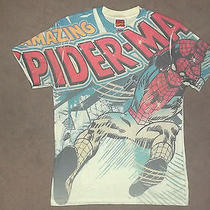 Marvel Comicsspider-Manspideypeter Parker Superhero (S) T Shirt  Photo