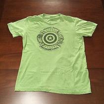 Marvel Mania International T Shirt Size Men's Large Green Photo