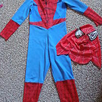 Marvel Spiderman Fantasy Play Dress Up Outfit  Photo
