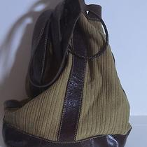 Marvelous Vintage Bally Drawstring Purse Bag Pp817 Photo