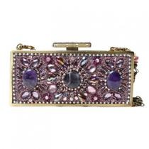 Mary Francesbag/amethyst Bag 12-457 Super Mother's Day Gift Photo