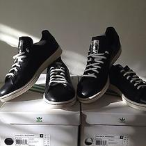 Mastermind Japan X Adidas Consortium Stan Smith Black Us 9.5 Photo