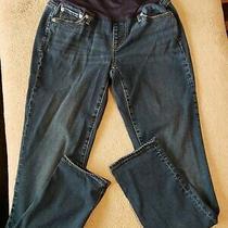 Maternity Gap 27l Jeans.  Photo