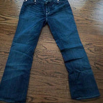 Maternity Jean High End rock&republic Sz31 Lowadjustable Waist Inseam 29 Boot Ct Photo