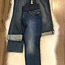 Maternity Jean Lot of 3 Gap Size 6 Liz Lange Target 8 Old Navy 10 Stretch Crop Photo
