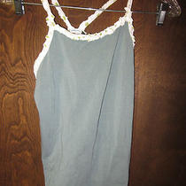 Matilda Jane Aqua Love Tank Top Size 10 From House of Clouds Super Cute Euc Photo