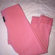 Matilda Jane Gypsy Blue Collection Blushing Leggings Size 6 Photo