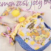 Matilda Jane the Adventure Begins Lemon Zest Joey Hobo Tote Bag   A Photo