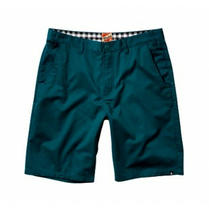 Matix Casual Walk Shorts Welder 22 Dark Aqua Sz 30 Skate Photo