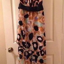 Matthew Williamson for Impulse Macy's Prom/evening Dress Size 2 Photo
