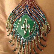 Matthew Williamson Hm Peacock Necklace  Photo