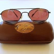 Maui Jim Molokai Sunglasses (Mj-308-02 Flexon) Photo
