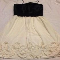 Max an Cleo Banded Taffeta Size 8 Msrp 177.00-----Nwt------ Photo