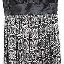 Max and Cleo Formal Dress Womens Black 8 Photo