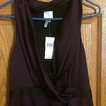 Max and Cleo Purple and Black Gown - Price Reduced Photo