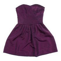 Max and Cleo Taffeta Dress Size Jr 7 Photo