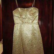 Max & Cleo Gold Dress Photo