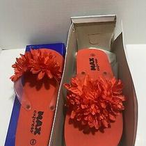 Maxi Express Sandals Redsize 9 Photo