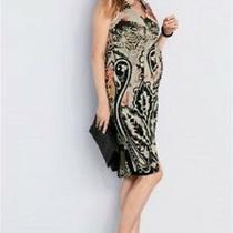 May Bnwt Next Black Work Blush Placement Maternity Dress Size 12 May Photo