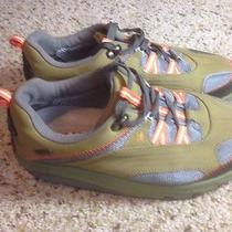 Mbt Physiological Footwear Size 7.5 Green Womens. Ked Photo