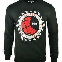 Mcq Alexander Mcqueen 2020 Courage Honour Discipline Black Sweatshirt Size M Photo