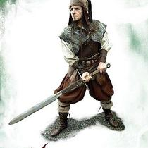 Medieval Fantasy Clothing Barbarian for Larp or Other Medieval Festivities  Photo